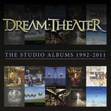 The Studio Albums 1992-2011 - de Dream Theater