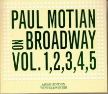 Paul Motian - On Broadway Vol. 1, 2, 3, 4, 5