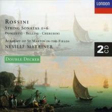Gioacchino Rossini - Streichersonaten Nr.1-6