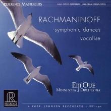 Rachmaninoff  - Symphonische Tänze op.45 Nr.1-3 (200g)