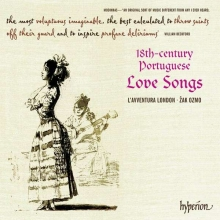 18th-Century Portuguese Love Songs - 18th-Century Portuguese Love Songs