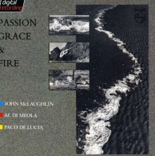 Passion,Grace & Fire - de Al Di Meola