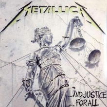 And Justice For All - de Metallica