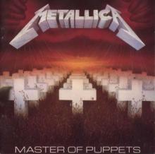 Master Of Puppets - de Metallica