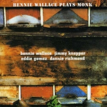Bennie Wallace - Benny Wallace Plays Monk
