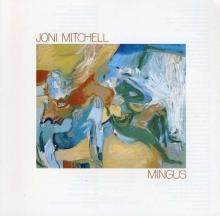 Mingus - de Joni Mitchell