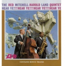The Red Mitchell & Harold Land Quintet - Hear Ye!!!! Hear Ye!!!!