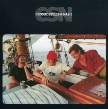 Crosby, Stills & Nash - CSN  (Boat)
