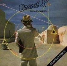Brand X - Morrocan Roll
