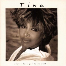 Tina Turner - Tina - What's Love Got To Do With It