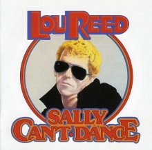 Sally Can't Dance - de Lou Reed