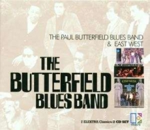 The Paul Butterfield Blues Band / Eastwest - de Butterfield Blues Band