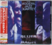 Modern Jazz Quartet - Blues On Bach