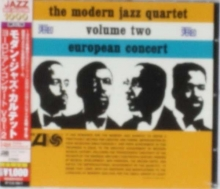 The Modern Jazz Quartet - European Concert Volume Two