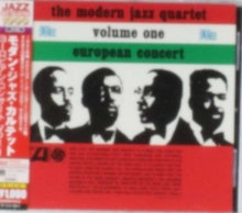 The Modern Jazz Quartet - European Concert Volume One
