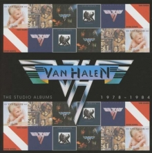 The Studio Albums 1978 - 1984 - de Van Halen