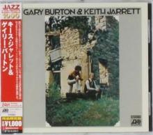 Gary Burton & Keith Jarrett - de Gary Burton