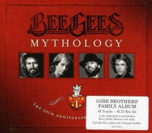 Mythology: The 50th Anniversary Collection - de Bee Gees