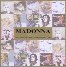 The Complete Studio Albums (1983-2008) - de Madonna