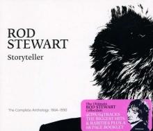 Storyteller: The Complete Anthology - de Rod Stewart