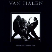 Women & Children First - de Van Halen