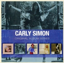 Carly Simon - Original Album Series