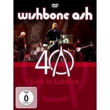 40th Anniversary Concert: Live In London 2009 - de Wishbone Ash