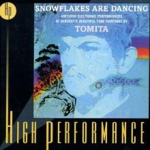 Snowflakes are Dancing - de Tomita