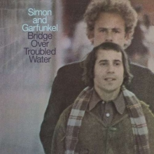 Simon & Garfunkel - Bridge Over Troubled Water - 180r