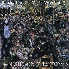A Night On The Town - de Rod Stewart