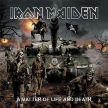 Iron Maiden - A Matter Of Life And Death - Picture Disc Limited Edition