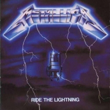Ride The Lightning - de Metallica