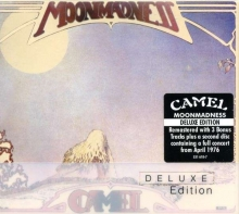 Moonmadness - de Camel