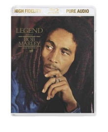 Legend - Blu-Ray Audio - de Bob Marley & The Wailers