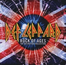 Rock Of Ages: Definitive Collection - de Def Leppard