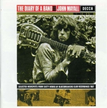 Diary Of A Band Vol. 1 & 2 - de John Mayall