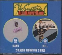Framed / Next... - de Alex Harvey ( Sensational Alex Harvey Band )