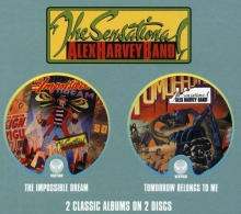 Alex Harvey ( Sensational Alex Harvey Band ) - The Impossible Dream/Tomorrow Belongs To Me