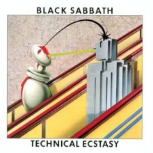 Technical Ecstasy - de Black Sabbath