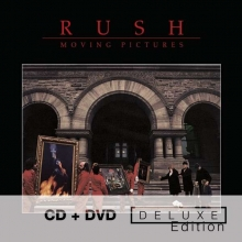 Moving Pictures (Dlx) - de Rush (Band)