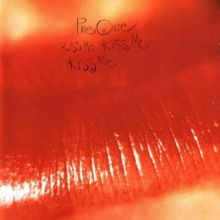 Cure - Kiss Me, Kiss Me, Kiss Me (180g)