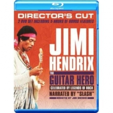 The guitar hero - de Jimi Hendrix