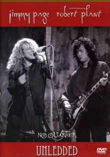Jimmy Page & Robert Plant - No Quarter Unledded
