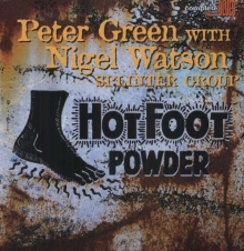 Hot Foot Powder - 180gr - Limited Edition - de Peter Green
