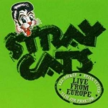Stray Cats - Live In Barcelona 22/07
