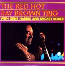Ray Brown - The Red Hot Ray Brown Trio (180g)