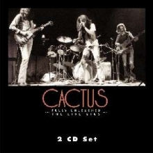 Cactus - The Live Gigs, Vol 1