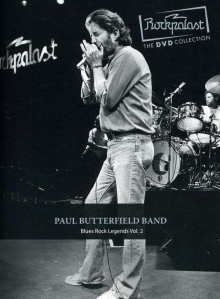 Rockpalast: Blues Rock Legends Vol. 2 - de  Butterfield Blues Band