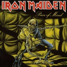 Piece Of Mind - de Iron Maiden
