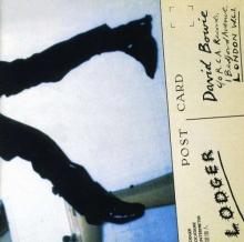 Lodger - de David Bowie